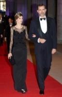 Re Felipe di Borbone, Letizia Ortiz - Amsterdam - 29-04-2013 - Vanity Fair incorona le star meglio vestite, con sorprese