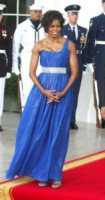 Michelle Obama - Washington - 20-05-2010 - Vanity Fair incorona le star meglio vestite, con sorprese