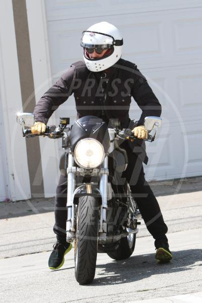 Orlando Bloom - Hollywood - 01-05-2013 - Primavera, tempo di sole, caldo e motociclette