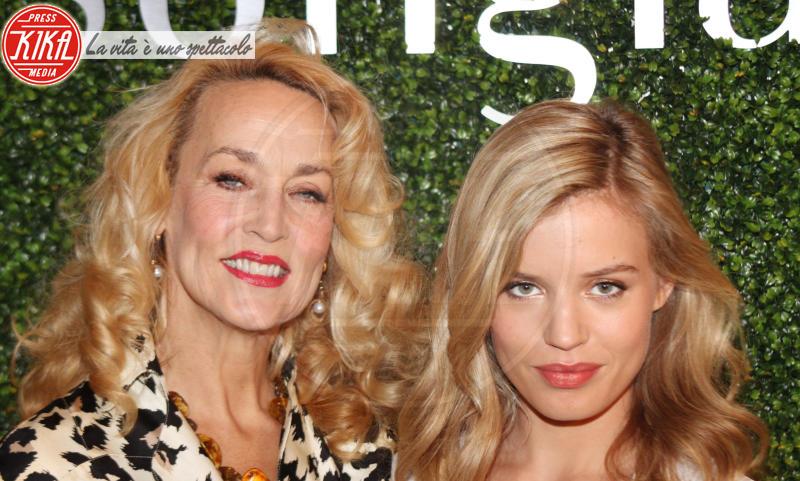 Georgia May Jagger, Jerry Hall - New York - 02-05-2013 - Tale madre, tale figlia: quando la bellezza è… di famiglia!