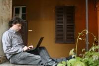 """Federico Forneris - Pavia - 29-04-2013 - Federico,ricercatore in Olanda:""""Torno con un milione di dollari"""""""