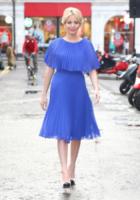 Lydia Bright - Londra - 31-01-2013 - Ecco le celebrity che non fanno un plissé… ma mille!