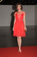Margareth Madè - Milano - 07-06-2012 - Ecco le celebrity che non fanno un plissé… ma mille!