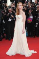 Jessica Chastain - Londra - 18-05-2012 - Ecco le celebrity che non fanno un plissé… ma mille!