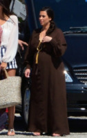Kardashian, Kim Kardashian - Mykonos - 13-01-2013 - Clan Kardashian: il bello di essere ricchi e famosi
