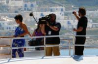 Kardashian, Kris Jenner - Mykonos - 13-01-2013 - Clan Kardashian: il bello di essere ricchi e famosi