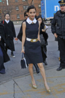 Angelababy - New York - 13-02-2013 - Casual addio: oggi lo street-style diventa bon ton!