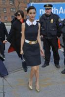 Angelababy - New York - 13-02-2013 - L'esercito delle collettine… e delle collettone