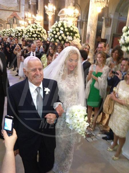 Valeria Marini - 05-05-2013 - Valeria Marini, dopo le nozze un bambino