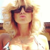 Maddalena Corvaglia - Milano - 06-05-2013 - Dillo con un tweet: Elisabetta Canalis pedala a Los Angeles