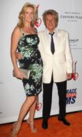 Rod Stewart, Penny Lancaster - Century City - 03-05-2013 - Dolce & Gabbana, il preferito delle star: chi lo indossa meglio?