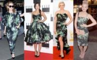 Helen Flanagan, Daisy Lowe, Elisabeth Moss, Kylie Minogue - Dolce & Gabbana, il preferito delle star: chi lo indossa meglio?