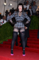 Madonna - New York - 06-05-2013 - Un pugno nell'occhio: Madonna al MET Gala