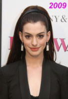 Anne Hathaway - New York - 05-01-2009 - Anne Hathaway si trasferisce dal suo parrucchiere