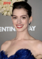 Anne Hathaway - Hollywood - 08-02-2010 - Anne Hathaway si trasferisce dal suo parrucchiere