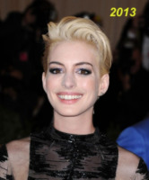 Anne Hathaway - New York - 06-05-2013 - Anne Hathaway si trasferisce dal suo parrucchiere