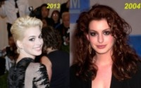 Anne Hathaway - Anne Hathaway si trasferisce dal suo parrucchiere