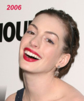 Anne Hathaway - Los Angeles - 16-01-2006 - Anne Hathaway si trasferisce dal suo parrucchiere