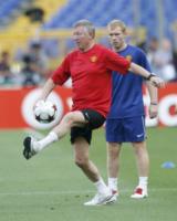 Alex Ferguson - 26-05-2009 - Sir Alex Ferguson lascia il Manchester United dopo 26 anni