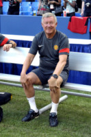 Alex Ferguson - 16-07-2010 - Sir Alex Ferguson lascia il Manchester United dopo 26 anni