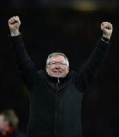 Alex Ferguson - Manchester - 22-04-2013 - Sir Alex Ferguson lascia il Manchester United dopo 26 anni