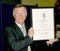 Alex Ferguson - 18-11-2003 - Sir Alex Ferguson lascia il Manchester United dopo 26 anni