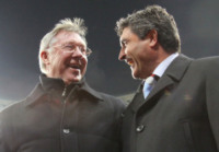 Alex Ferguson - 21-10-2009 - Sir Alex Ferguson lascia il Manchester United dopo 26 anni