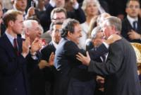 Alex Ferguson, Michel Platini, Principe William - 27-05-2009 - Sir Alex Ferguson lascia il Manchester United dopo 26 anni