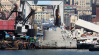 Torre di controllo, Redazionale - Genova - 08-05-2013 - Jolly Nero: sette morti e tre dispersi