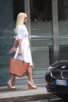 Michelle Hunziker - Milano - 09-05-2013 - Belen e Michelle al timone di Striscia la Notizia?