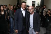 Stefano Gabbana, Domenico Dolce - Milano - 09-05-2013 - Dolce & Gabbana, dopo l'assoluzione restituiranno l'Ambrogino