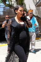 Kim Kardashian - Bel Air - 11-05-2013 - Kayne West: Kim, quanto sei faticosa!