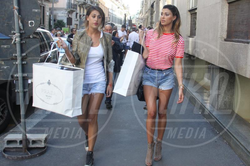 Cecilia Rodriguez, Belen Rodriguez - Milano - 11-05-2013 - Gigi e Bella Hadid, nude in copertina mandano il web in tilt