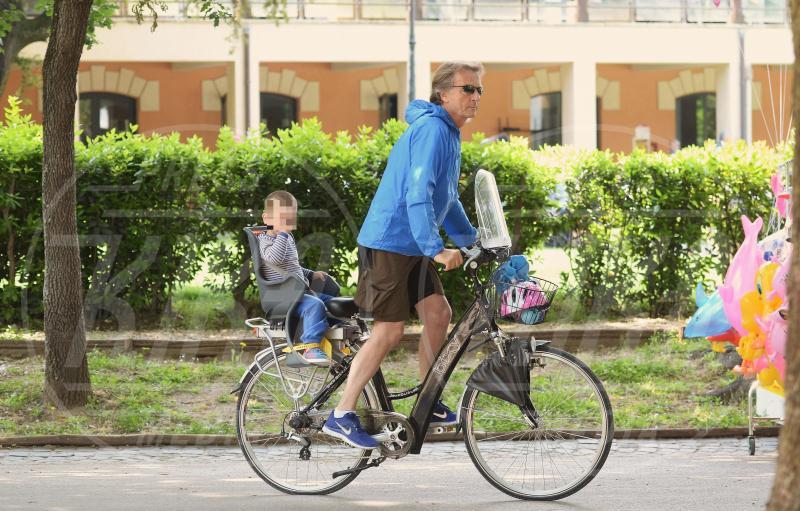 Lupo Cordero di Montezemolo, Luca Cordero di Montezemolo - Roma - 12-05-2013 - Dove vai, se la bici (condivisa) non ce l'hai?