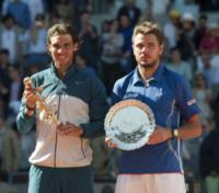 Stanislas Wawrinka, Rafael Nadal - Madrid - 12-05-2013 - Nadal e Williams trionfano agli Open di Madrid