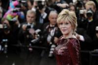 Jane Fonda - Cannes - 18-05-2012 - Quando le dive lottano contro il cancro