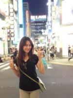 Tokyo - 14-05-2013 - Dillo con un tweet: Belen Rodriguez si mette in forma