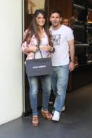 Antonella Roccuzzo, Lionel Messi - Milano - 14-05-2013 - Messi, ma che combini? L'argentino è accusato di frode fiscale