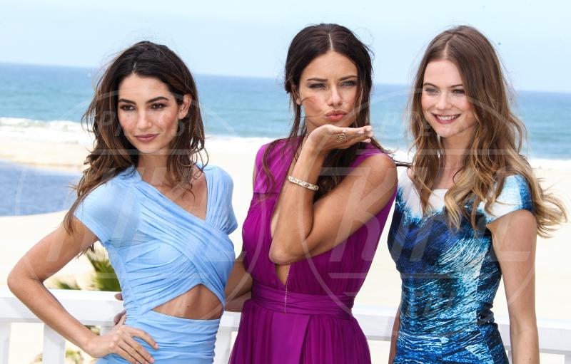 Behati Prinsloo, Lily Aldridge, Adriana Lima - Santa Monica - 14-05-2013 - Victoria's Secret angels: cos'è sexy ve lo diciamo noi!