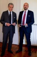 Mario Traverso, Francesco Pirinoli - Milano - 15-05-2013 - Col Decreto sul femminicidio, arriva il braccialetto elettronico