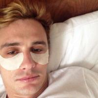 James Franco - Los Angeles - 15-05-2013 - Non è tutto oro quel che luccica: i momenti bizzarri dei vip
