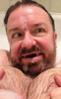 Ricky Gervais - Los Angeles - 15-05-2013 - Non è tutto oro quel che luccica: i momenti bizzarri dei vip