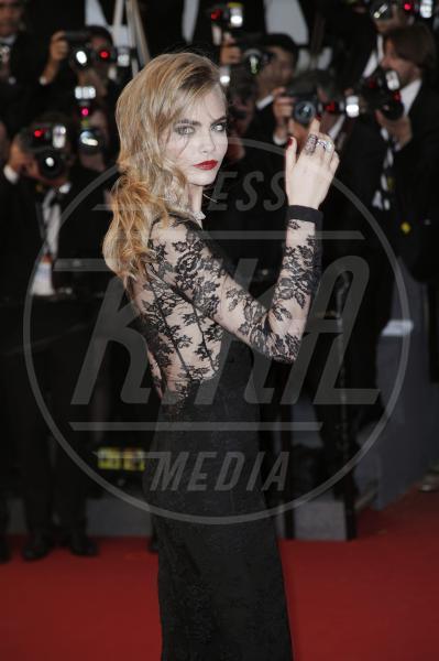 Cara Delevingne - Cannes - 14-05-2013 - Vedo non vedo: Cannes conferma il trend della sensualita'