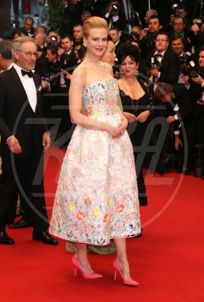 Nicole Kidman - Cannes - 15-05-2013 - Vita stretta e gonna ampia: bentornati anni '50!