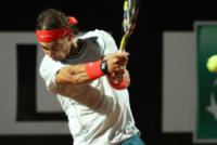 Rafael Nadal - Roma - 15-05-2013 - Nadal spazza via Fognini agli Internazionali d'Italia