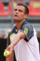 Mikhail Youzhny - Roma - 15-05-2013 - Jerzy Janowicz si strappa la maglietta come Hulk
