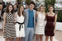 Katie Chang, Claire Julien, Taissa Farmiga, Israel Broussard, Emma Watson - Cannes - 16-05-2013 - Orlando Bloom: in vendita la casa di Bling Ring