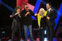 Raffaella Carrà, Antonello Venditti, Fabio Troiano, Riccardo Cocciante - Milano - 16-05-2013 - The Voice: De Simone e Foresta in semifinale