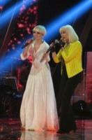Veronica De Simone, Raffaella Carrà - Milano - 16-05-2013 - The Voice: De Simone e Foresta in semifinale