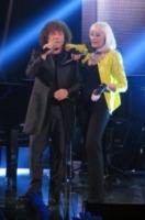 Raffaella Carrà, Riccardo Cocciante - Milano - 16-05-2013 - The Voice: De Simone e Foresta in semifinale